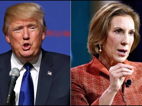 """Trump On Carly Fiorina: """"Look At That Face.. Would Anyone Vote For That?"""""""