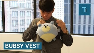 The 'Bubsy Vest' Could Help People Cope With Anxiety And Stress