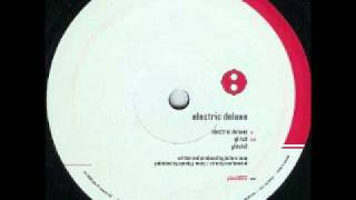 Electric deluxe-glitch