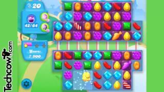 Candy Crush Soda Saga Level 257