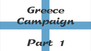 Napoleon Total War (FactionMod): Greece Campaign Part 1 - CONSTANTINOPLE RECLAIMED!