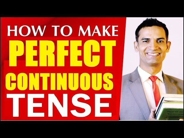 English Tenses Training | How to recognize English Tenses in