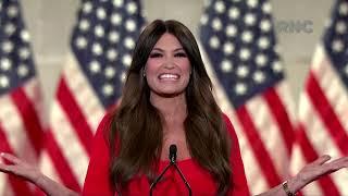 Donald Trump Jr.'s Girlfriend Kimberly Guilfoyle's fiery RNC speech