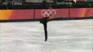 Evgeni Plushenko 2006 Olympics LP thumbnail