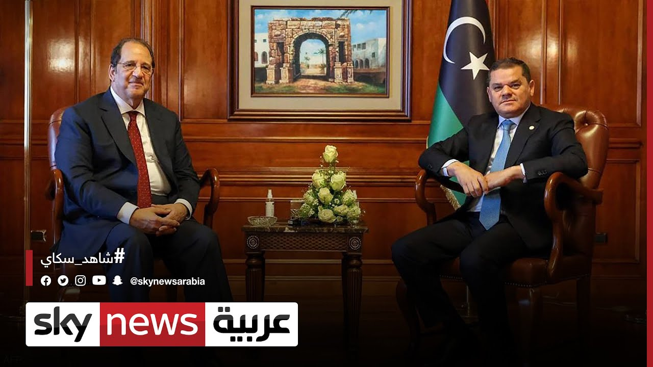 رئيس المخابرات المصرية يزور طرابلس وبنغازي  - نشر قبل 2 ساعة