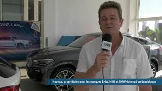 Nouveau propriétaire pour les marques BMW, MINI et BMWMotorrad en Guadeloupe !