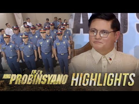 Oscar makes Cardo and Vendetta part of PNP | FPJ's Ang Probinsyano (With Eng Subs)