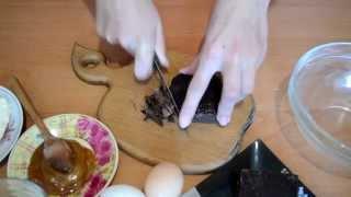 Темперирование шоколада в домашних условиях