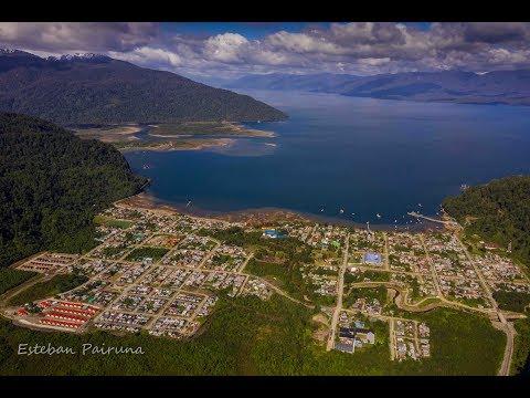 Puerto Cisne - Region Aisen - Chile - Mavic 2 Pro