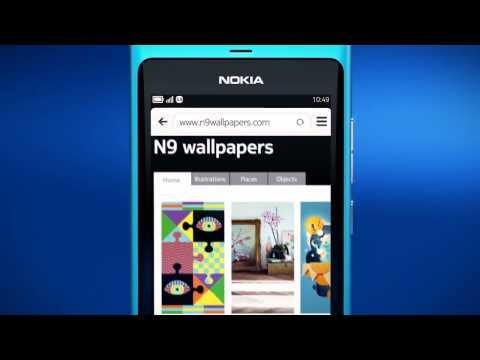 NOKIA N9 - MeeGo OS - Introduction - N9FanClub.com