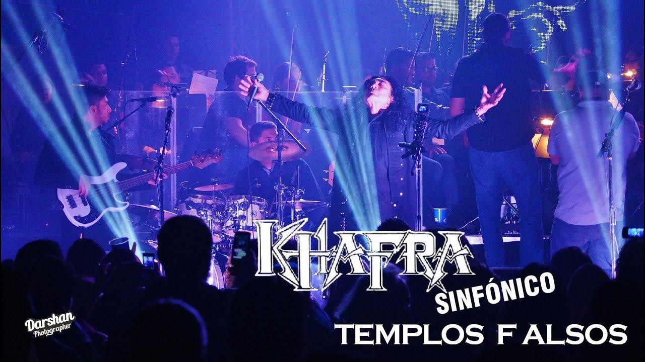Khafra Sinfnico - Templos Falsos Bol 300 Hermosillo