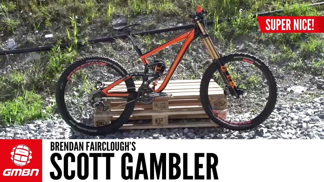 Brendan Fairclough S Scott Gambler Gmbn Pro Bike Youtube