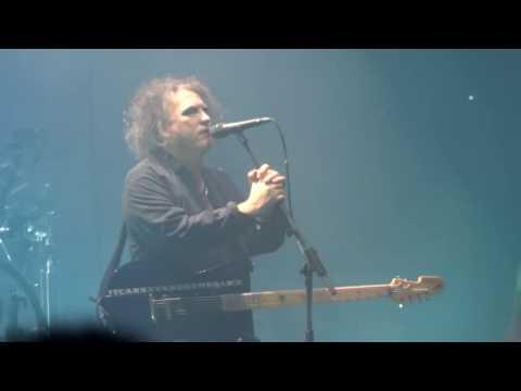 THE CURE Lyon 17/11/2016 MULTICAM Full Concert HD