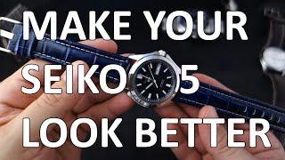 видео seiko snk793