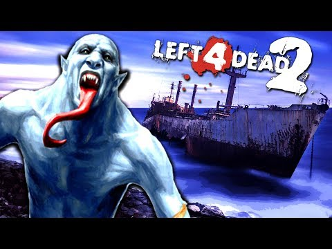 Dark Waters Zombie Adventure (Ep.2)(Left 4 Dead 2 Zombies Mod)