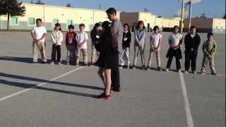 YOSAL - East Salinas - Marching Basics