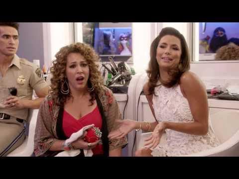 Telenovela Promo Clips 1-6 - Eva Longoria NBC Comedy Series