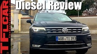 2018 VW Diesel Tiguan European Bone Church Road Trip Review: TFL Exclusive Early Review