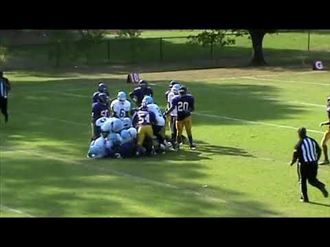 2016 - Brewbaker Middle School vs Georgia Washington Middle School