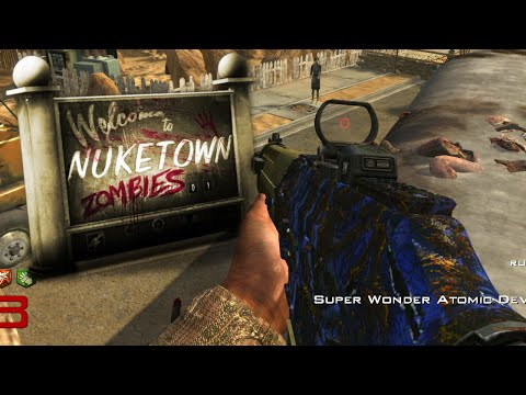 """NUKETOWN 1886"" - Call of Duty Custom Zombies!"