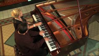 Brahms Hungarian Dance No. 1 (Stuart & Sons Piano)