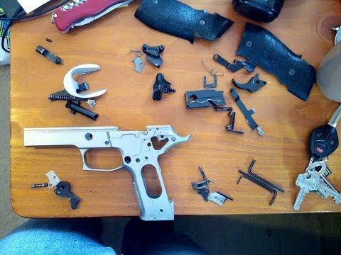 How to 100% disassemble Sig Sauer P226