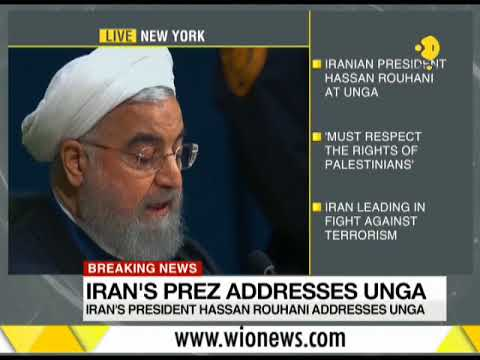 Gravitas: Iran's President Hassan Rouhani addresses UN General Assembly