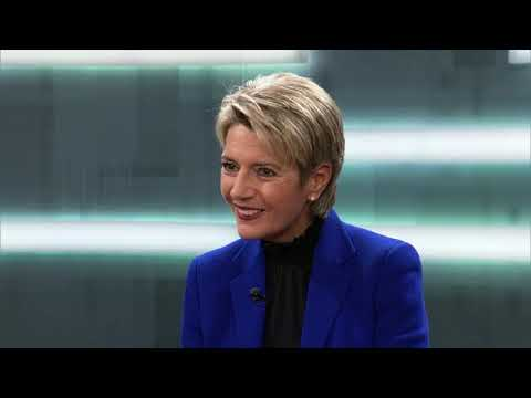 Bundesratskandidatin Karin Keller-Sutter im grossen TVO-Interview