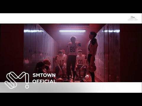 EXO 鞐戩唽 'LOVE ME RIGHT' MV