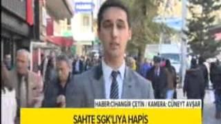 Sahte Sigorta Yaptıran 62.918 Kişi Tespit Edildi (TRT Haber)