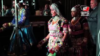 «رقص هندي» احتفالاً بعيد الجمهورية بالقاهرة