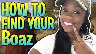 HOW TO MEET YOUR BOAZ // Natalie Diamond