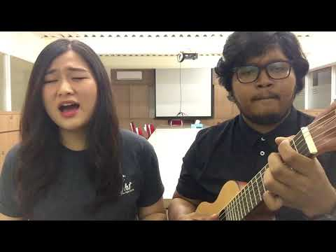 Andaikan Ku Harus Memilih - Dewi Guna (cover by Vanessa & Lano)