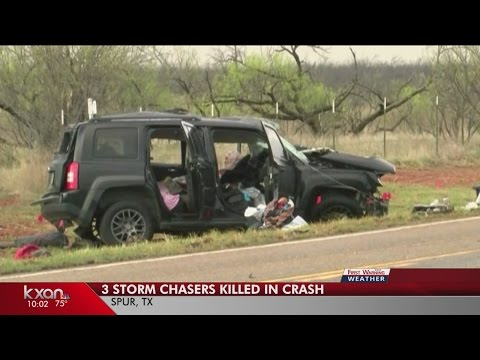 Local photojournalist on the dangers of storm chasing