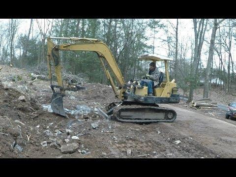 Preparing a site for a modular home