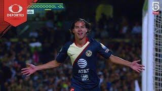 Gol de Diego Lainez | Pumas 0 - 1 América | Liga Mx - Semifinal | Televisa Deportes
