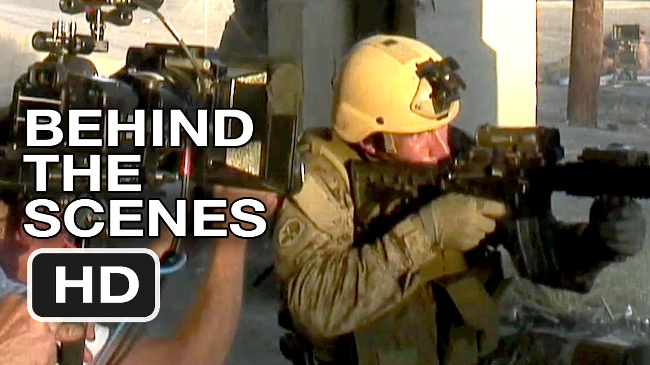 Act Of Valor Behind The Scenes Navy Seals Movie 2012 Hd Youtube