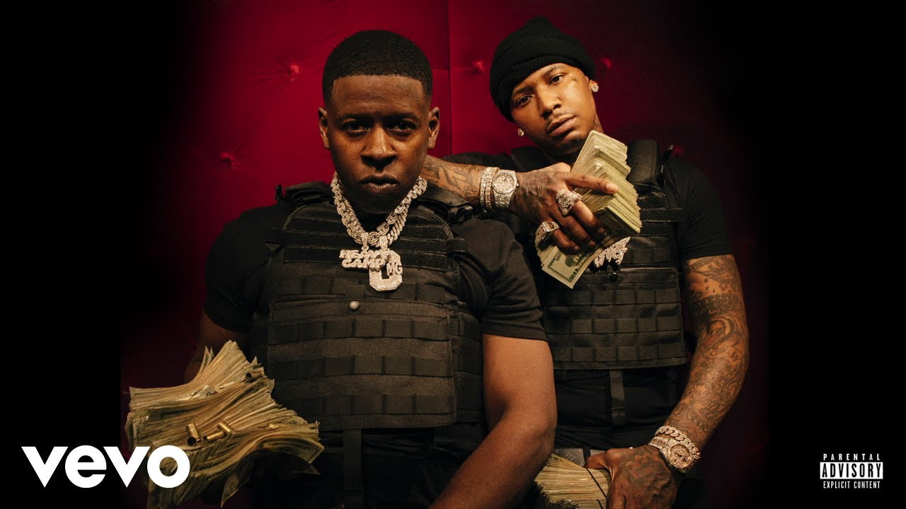 Moneybagg Yo, Blac Youngsta - Super Hot (Audio)