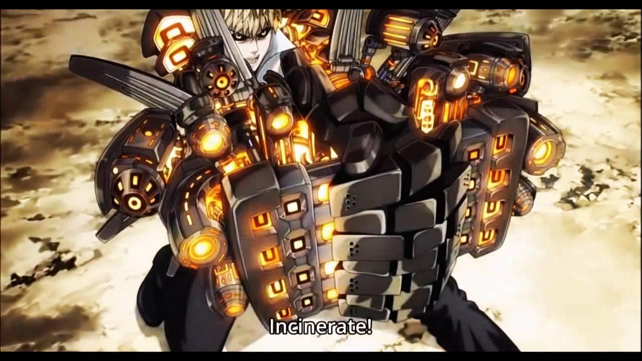 One Punch Man AMV - Saitama Vs Genos ᴴᴰ - YouTube