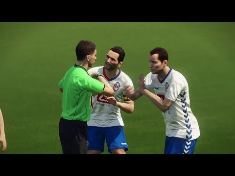 FC Cartagena - Rayo Majadahonda [Playoff Segunda B 2017/18] PES 2018