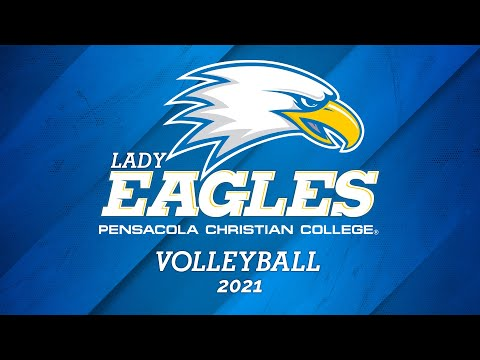 Lady Eagles Volleyball vs Pearl River Community College at 2 p.m. on 8/24/21
