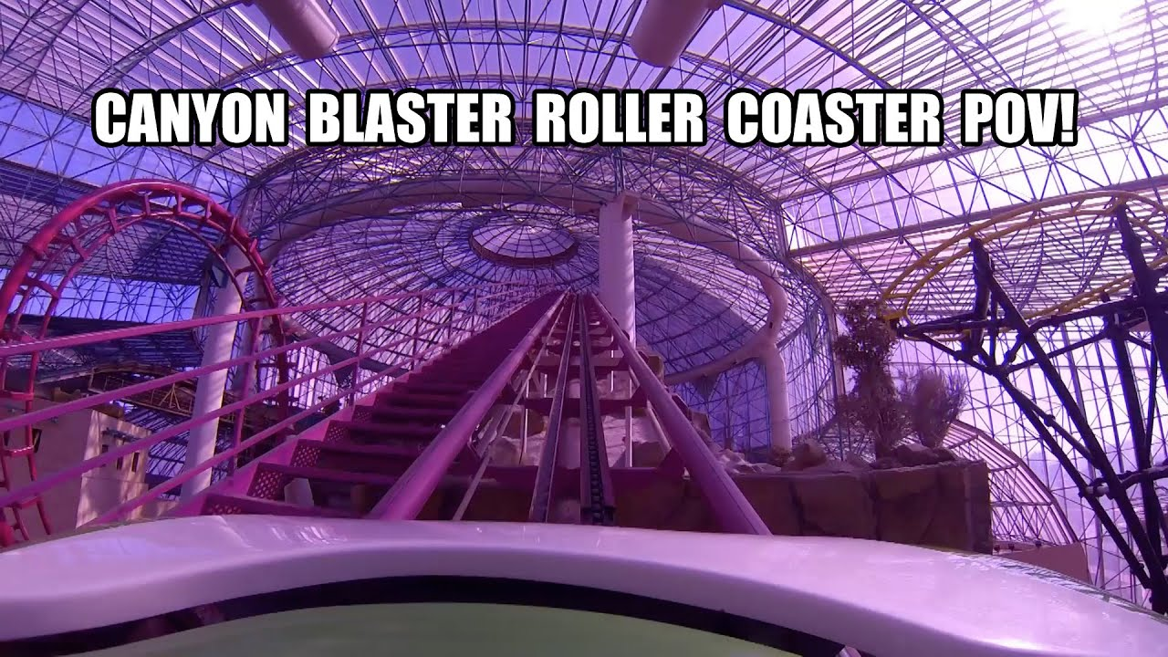 Rollercoaster Videos For Kids