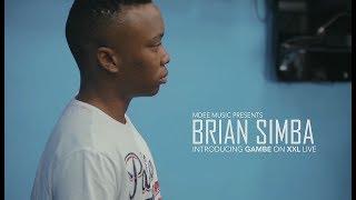 Brian Simba & Vanessa Mdee XXL Interview (Gambe Release)