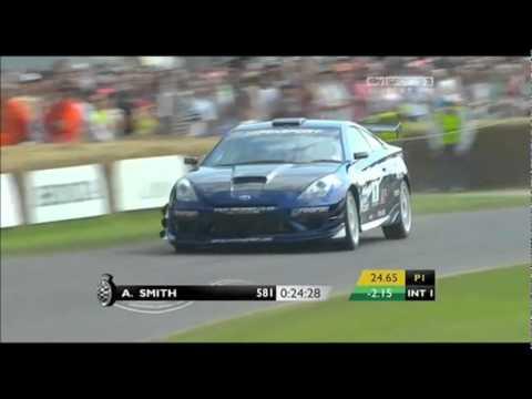 Fensport Celica GT4