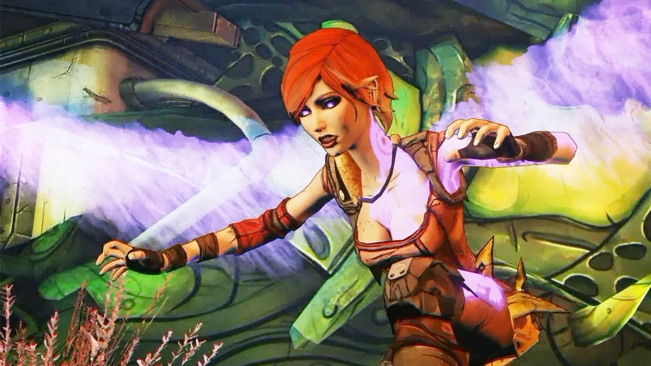 Borderlands 2 COMMANDER LILITH & THE FIGHT FOR SANCTUARY Ending & Final Boss