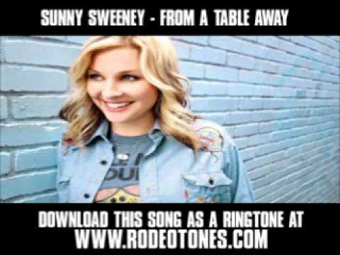 Sunny Sweeney - From A Table Away [ New Video + Lyrics + Download ]