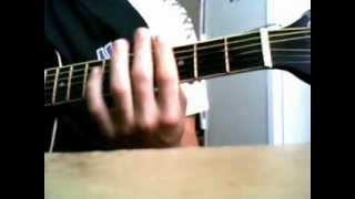 Легкие мелодии на гитаре/Easy pieces on the guitar - Deep Purple - Smoke On The Water