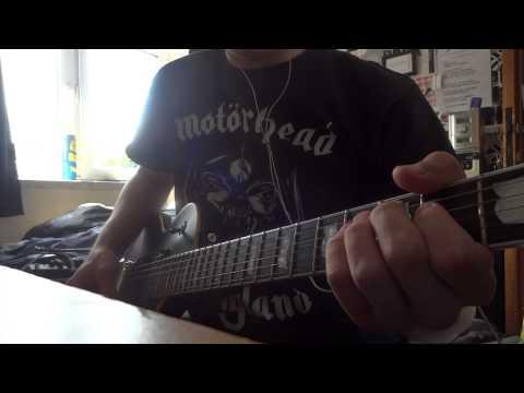 Metallica Guitar Tone - Metallica AKA Black Album (HQ -HD)