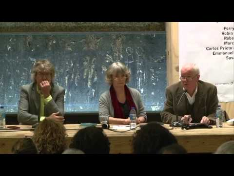 Presentation of the New Left Review spanish edition. Susan Watkins, Robin Blackburn (16/12/2014)