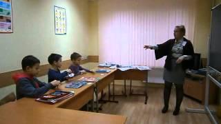 Фрагмент урока в First Decision - октябрь 2013 г., 10 лет, Elementary / Kid's Box 3